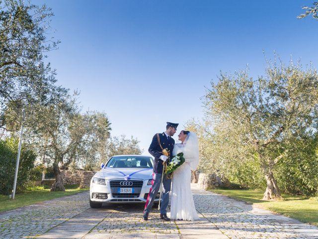 Il matrimonio di Danilo e Valentina a Noicattaro, Bari 11