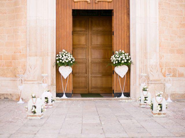 Il matrimonio di Ivan e Domenica a Francavilla Fontana, Brindisi 1
