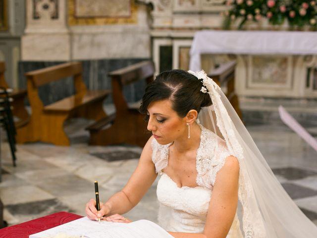 Il matrimonio di Ivan e Domenica a Francavilla Fontana, Brindisi 32