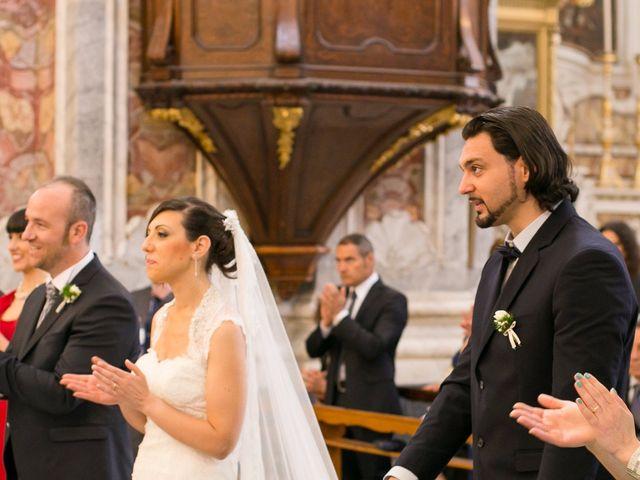 Il matrimonio di Ivan e Domenica a Francavilla Fontana, Brindisi 36
