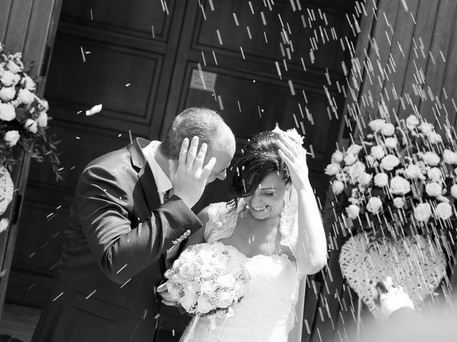 Le nozze di Domenica e Ivan