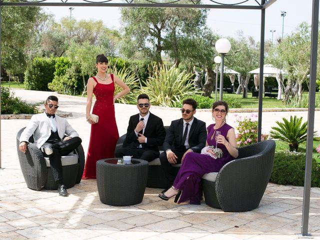 Il matrimonio di Ivan e Domenica a Francavilla Fontana, Brindisi 51