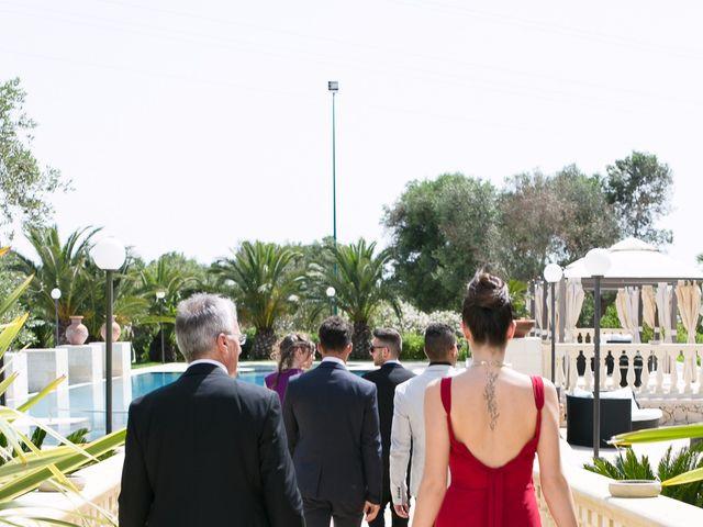 Il matrimonio di Ivan e Domenica a Francavilla Fontana, Brindisi 52