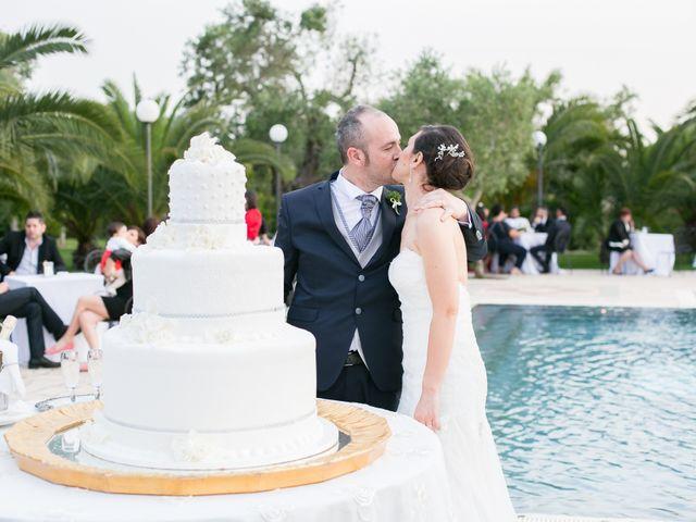 Il matrimonio di Ivan e Domenica a Francavilla Fontana, Brindisi 105