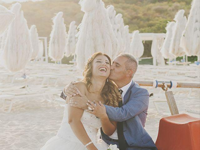 Il matrimonio di Salvatore  e Cristina a Golfo Aranci, Sassari 7