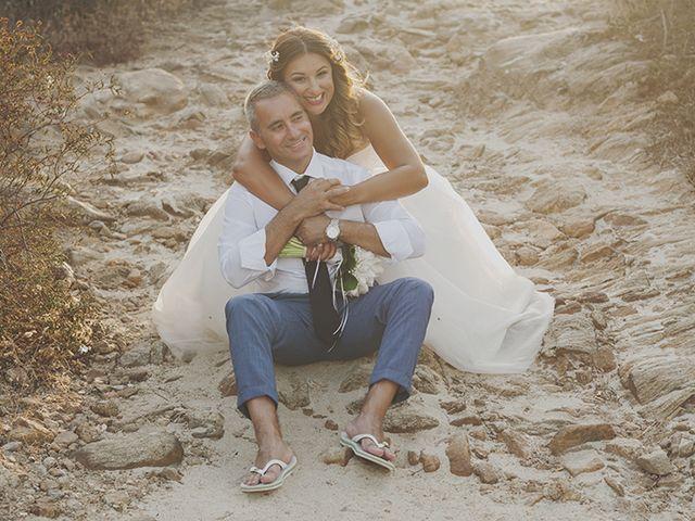 Il matrimonio di Salvatore  e Cristina a Golfo Aranci, Sassari 1