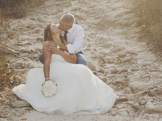 Il matrimonio di Salvatore  e Cristina a Golfo Aranci, Sassari 2