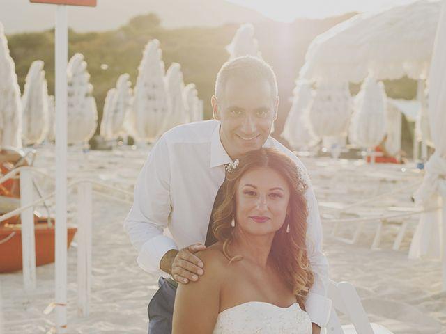 Il matrimonio di Salvatore  e Cristina a Golfo Aranci, Sassari 8