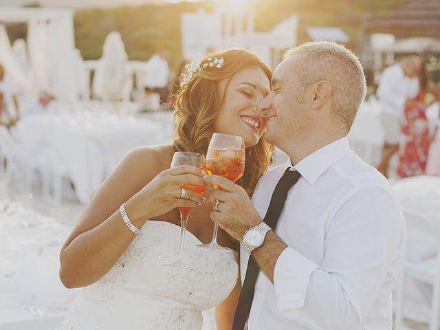 Il matrimonio di Salvatore  e Cristina a Golfo Aranci, Sassari 9