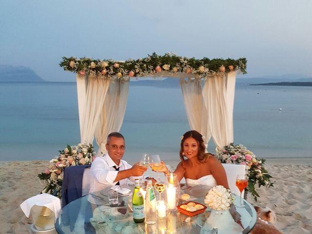 Il matrimonio di Salvatore  e Cristina a Golfo Aranci, Sassari 14