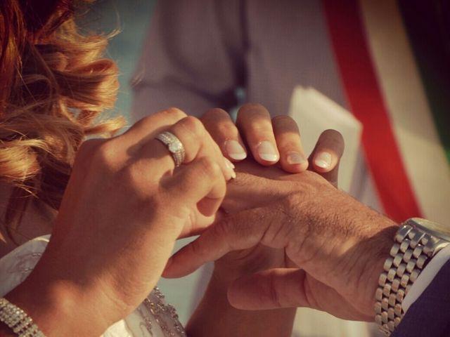 Il matrimonio di Salvatore  e Cristina a Golfo Aranci, Sassari 16