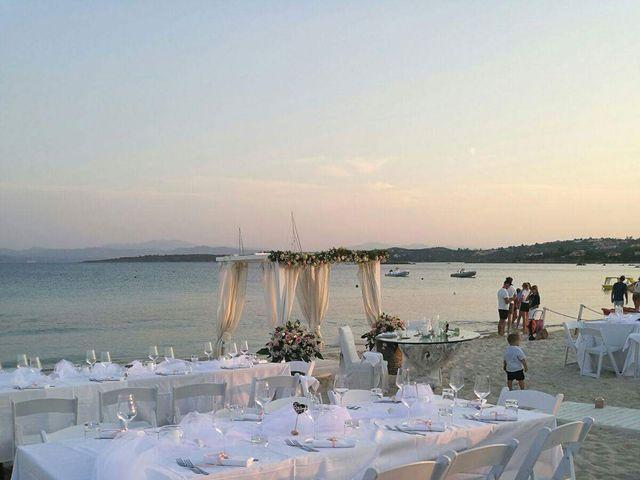 Il matrimonio di Salvatore  e Cristina a Golfo Aranci, Sassari 17