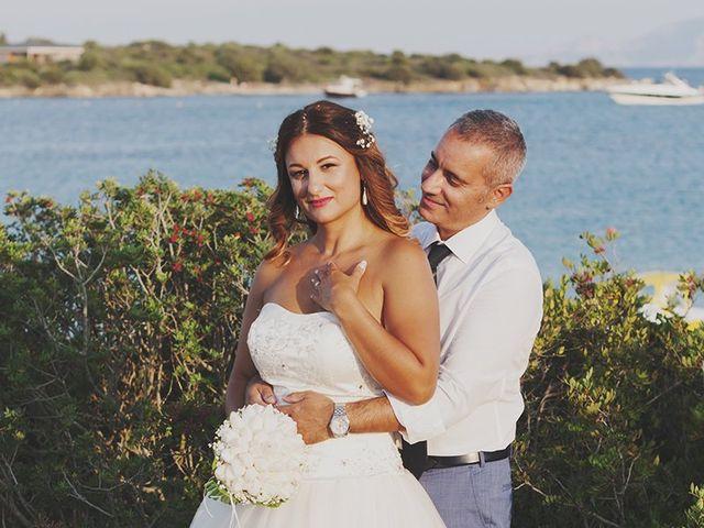 Il matrimonio di Salvatore  e Cristina a Golfo Aranci, Sassari 20