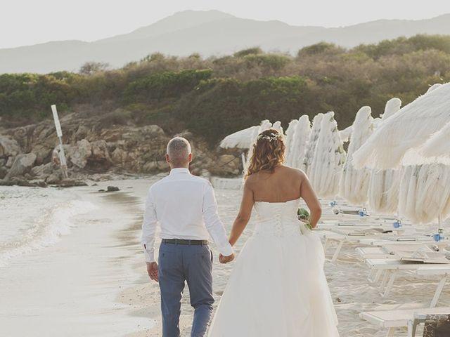 Il matrimonio di Salvatore  e Cristina a Golfo Aranci, Sassari 21