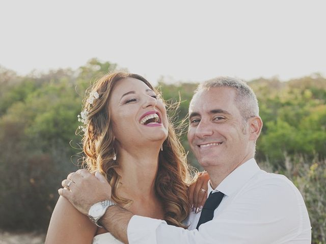 Il matrimonio di Salvatore  e Cristina a Golfo Aranci, Sassari 22