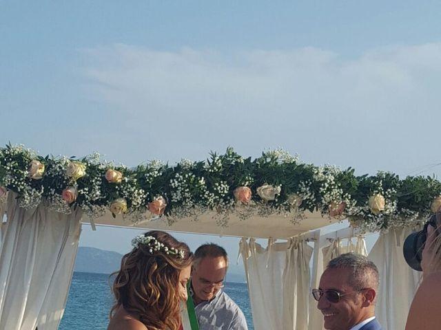 Il matrimonio di Salvatore  e Cristina a Golfo Aranci, Sassari 24