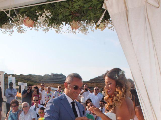 Il matrimonio di Salvatore  e Cristina a Golfo Aranci, Sassari 25