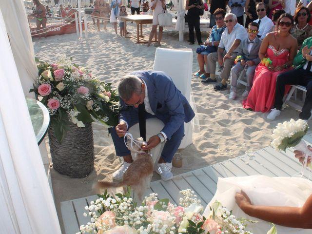 Il matrimonio di Salvatore  e Cristina a Golfo Aranci, Sassari 26