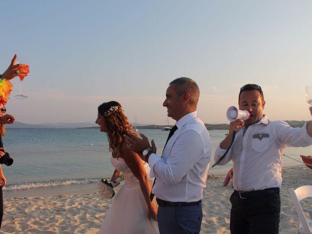 Il matrimonio di Salvatore  e Cristina a Golfo Aranci, Sassari 27