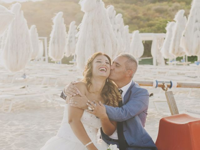 Il matrimonio di Salvatore  e Cristina a Golfo Aranci, Sassari 28