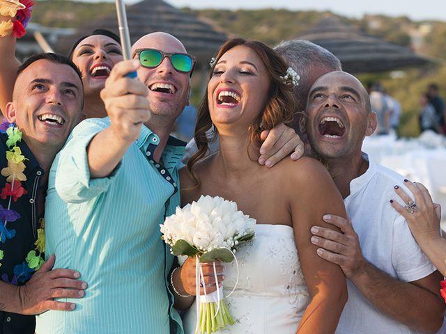 Il matrimonio di Salvatore  e Cristina a Golfo Aranci, Sassari 29