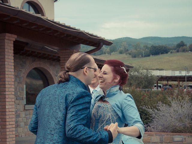 Il matrimonio di Gianni e Costanza a Poppi, Arezzo 10