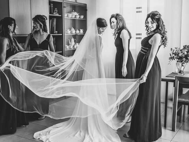 Il matrimonio di Fabio e Veronica a Garbagnate Milanese, Milano 10