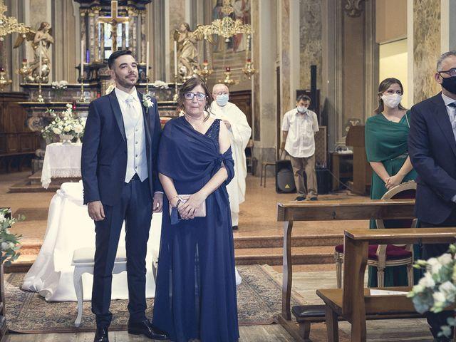 Il matrimonio di Fabio e Veronica a Garbagnate Milanese, Milano 19