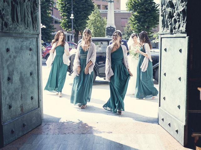 Il matrimonio di Fabio e Veronica a Garbagnate Milanese, Milano 21