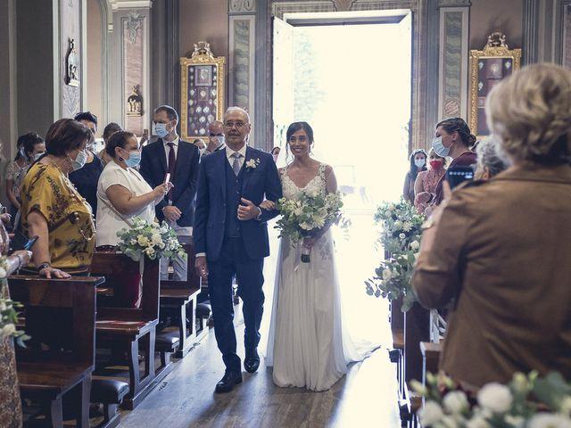 Il matrimonio di Fabio e Veronica a Garbagnate Milanese, Milano 22