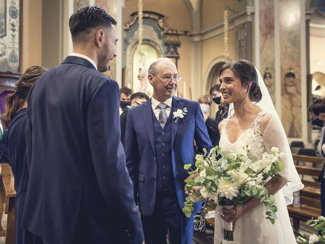Il matrimonio di Fabio e Veronica a Garbagnate Milanese, Milano 23