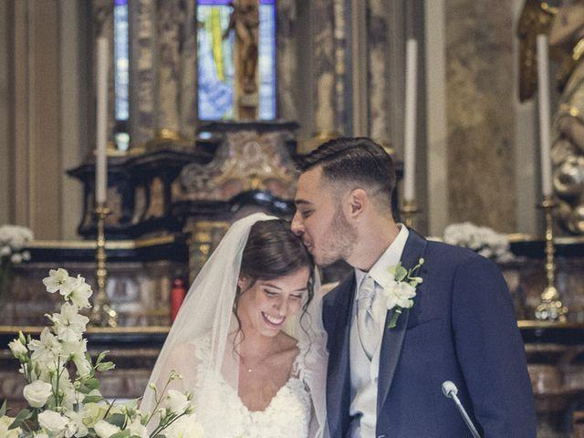 Il matrimonio di Fabio e Veronica a Garbagnate Milanese, Milano 25