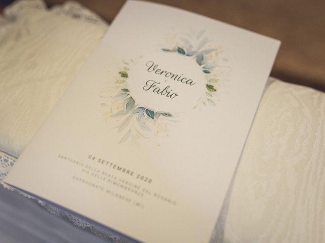 Il matrimonio di Fabio e Veronica a Garbagnate Milanese, Milano 31