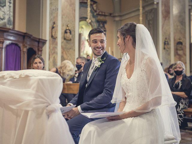 Il matrimonio di Fabio e Veronica a Garbagnate Milanese, Milano 32