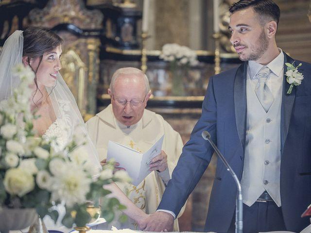 Il matrimonio di Fabio e Veronica a Garbagnate Milanese, Milano 33
