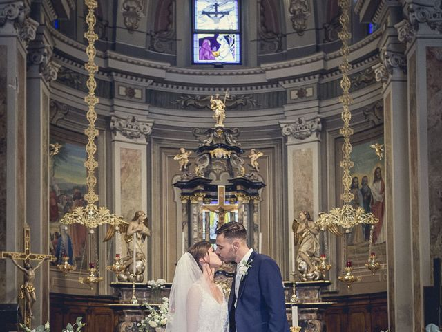 Il matrimonio di Fabio e Veronica a Garbagnate Milanese, Milano 34