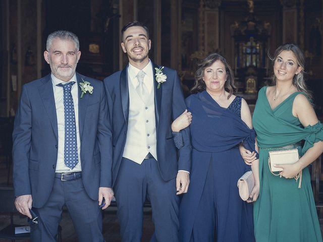 Il matrimonio di Fabio e Veronica a Garbagnate Milanese, Milano 35
