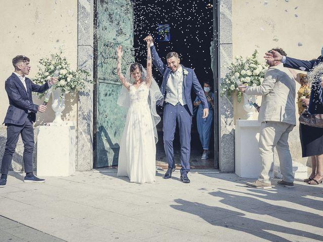Il matrimonio di Fabio e Veronica a Garbagnate Milanese, Milano 36