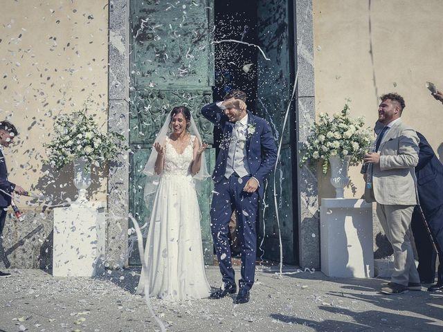 Il matrimonio di Fabio e Veronica a Garbagnate Milanese, Milano 37