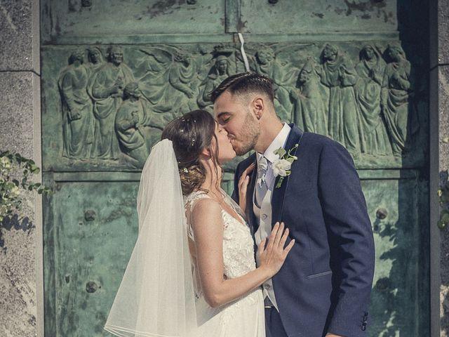 Il matrimonio di Fabio e Veronica a Garbagnate Milanese, Milano 38