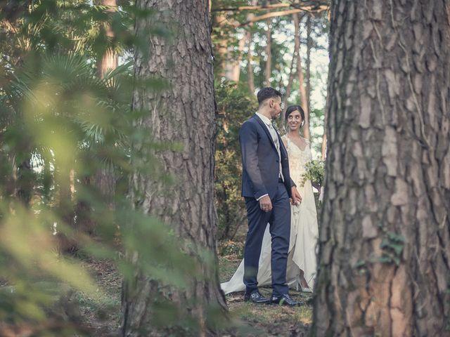 Il matrimonio di Fabio e Veronica a Garbagnate Milanese, Milano 42