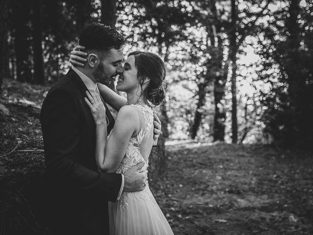 Il matrimonio di Fabio e Veronica a Garbagnate Milanese, Milano 56