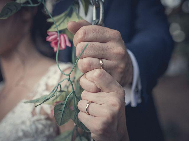 Il matrimonio di Fabio e Veronica a Garbagnate Milanese, Milano 58