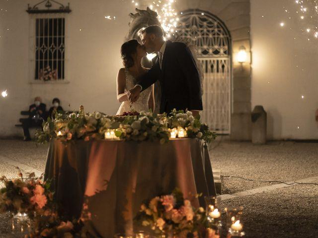 Il matrimonio di Fabio e Veronica a Garbagnate Milanese, Milano 62