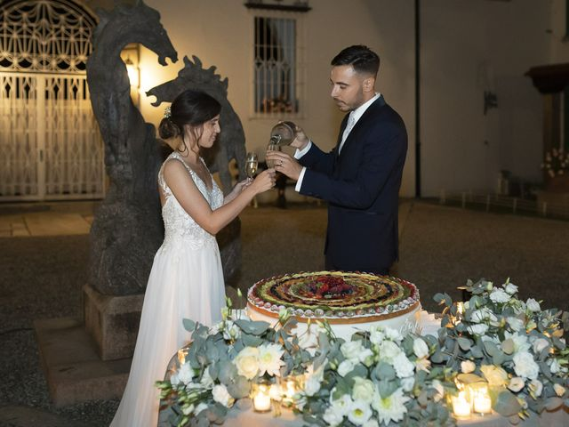 Il matrimonio di Fabio e Veronica a Garbagnate Milanese, Milano 67