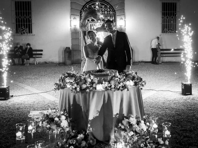 Il matrimonio di Fabio e Veronica a Garbagnate Milanese, Milano 69