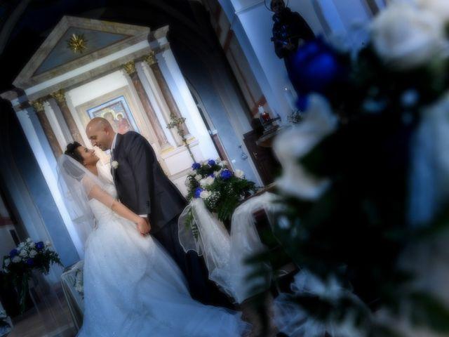 le nozze di Maria e Graziano