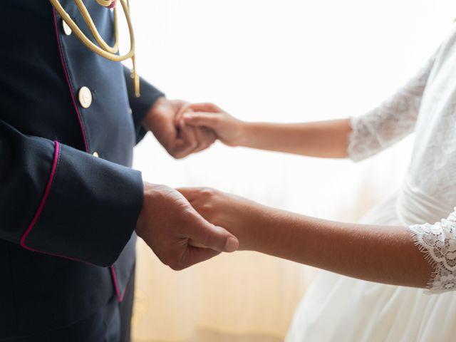 Il matrimonio di Mario e Simona a Lettere, Napoli 16