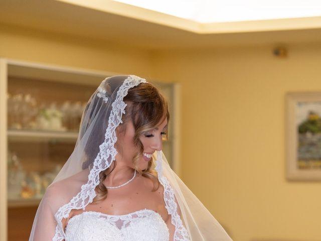 Il matrimonio di Mario e Simona a Lettere, Napoli 21