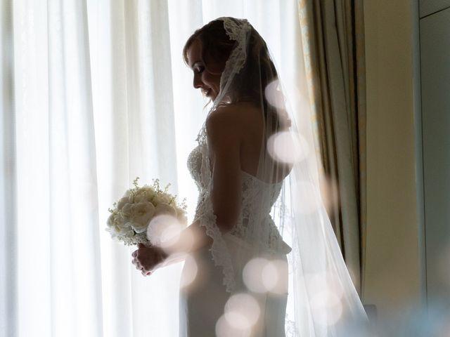 Il matrimonio di Mario e Simona a Lettere, Napoli 2